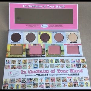 The Balm Cosmetics Greatest Hits Vol.2 Palette